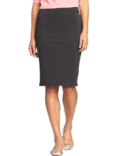 Old Navy Womens Jersey Pencil Skirts Image