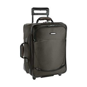 Briggs Riley Luggage 20 Expandable Upright Widebody Carryon Rainforest