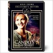 Candles on Bay Street Hallmark DVD