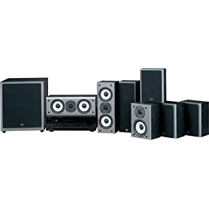 Home theater systems product reviews onkyo ht s990thx 7 - Thx home cinema ...