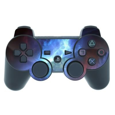 Mygift Pulsar Design Ps3 Playstation 3 Controller Protector Skin Decal Sticker