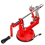 3in1 Aluminium Apple Peeler Corer Slicer Cutter Machineby Designer Habitat