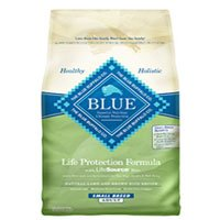 Blue Buffalo Life Protection Formula Natural Lamb and Brown Rice for Small Breeds Dry Dog Food, 15-Pound