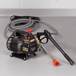 Mi-T-M Commercial Electric Cold Water Pressure Washer - Light-Duty - 1400 Psi