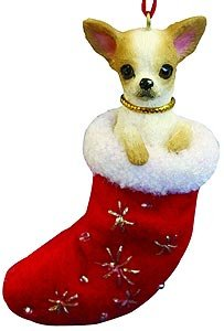 Christmas Ornament: Chihuahua