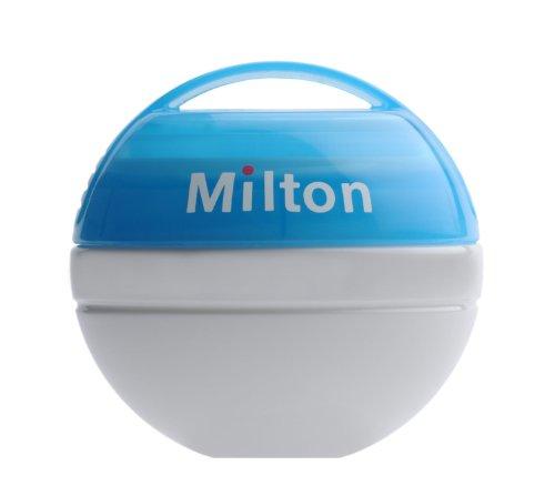 Mini Soother Steriliser (blue) 8371213 Blue By Milton