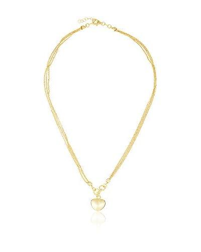 Córdoba Jewels Collana  argento 925 bagnato oro