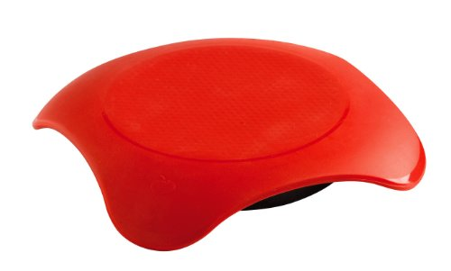 Mastrad A04110 Magma Hot Plate, Red