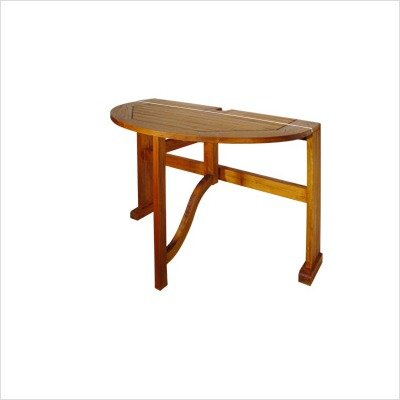 Terrace Mates Caleo Half-Round Table
