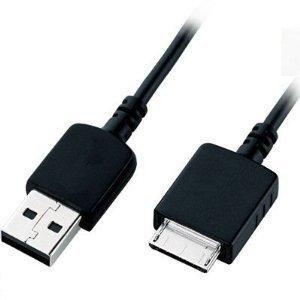 USB Data Sync-Ladekabel für SONY WALKMAN NWZ A, S, E AND X SERIES NWZ-A865 NWZ-A866 NWZ-A867 NW-A800 NW-A805 NW-A806 NW-A808 NW-A808/S NW-A820 NW-A916 NW-A918 NW-A919 NWZ-610F NWZ-A728 NWZ-A729 NWZ-A815 NWZ-A816 NWZ-A818 NWZ-A828 NWZ-A820 NWZ-A826 NWZ-A828K NWZ-A845 NWZ-S738F NWZ-A726 NWZ-S739F NWZ-X1050 NWZ-X1060 NWZ-A829