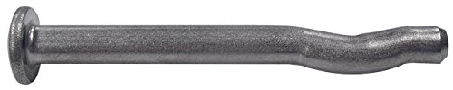 The Hillman Group 371183 Mushroom Head Spike Anchor, 1/4 X 3-Inch, 50-Pack front-534749