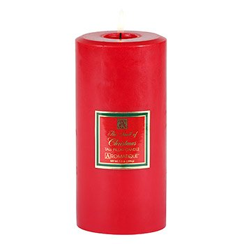 The Smell of Christmas Tall Pillar Candle