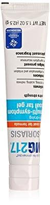 MG217 Psoriasis Non-Drying Multi-Symptom 2% Coal Tar Gel, 1.5 Ounce