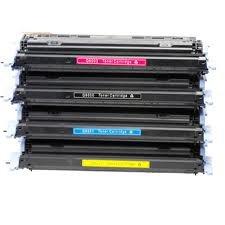 Pack 4 Colores HP Q6000A Q6001A Q6002A Q6003A Toner Reciclado: Producto Remanufacturado en España. Impresoras Compatibles: LaserJet Color 1600/2600/2605/CM1015/CM1017 Descripción general y especificaciones Especificaciones de impresión: -Tecnología de impresión: Láser Color