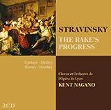 echange, troc Stravinsky, Upshaw, Lyon Opera Orch, Nagano - Rakes Progress