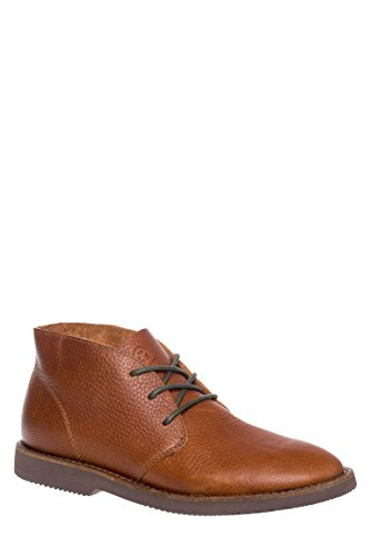 Three Eye Chukka Low Heel Boot