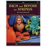 KJOS Bach And Before for Strings Cello