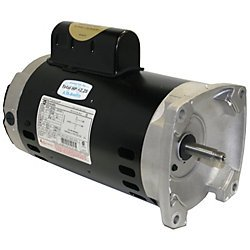 1.5 Hp 3450Rpm 56Y Frame 115/230 Volts Square Flange Pool Pump Replacement Motor Ao Smith Electric M