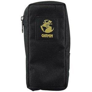 Garmin Carry Case Black Nylon W/Zipper Fits Most Handhelds Garmin Carry Case Black Nylon W/Zipper F