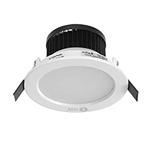 LE 8W 3.5-Inch LED Recessed Ceiling Lights, 75W Halogen Bulb Equivalent, Warm White, Recessed Light, Downlight from Lighting EVER
