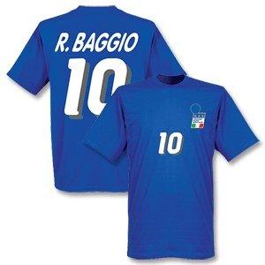 R. Baggio 1994 Home Tee - Royal - XXL