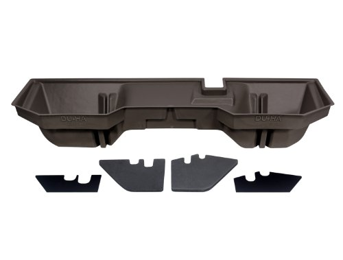 DU-HA 30086 Dark Brown Storage Case for Dodge Ram Quad Cab/Crew Cab (Ram Storage compare prices)