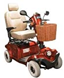 NEW Drive Gladiator 4 Four Wheel Mobility Scooter Cart