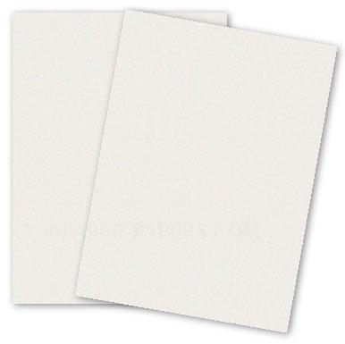 Curious Metallic - ICE SILVER Card Stock - 111lb Cover - 8.5 x 11 - 25 PK