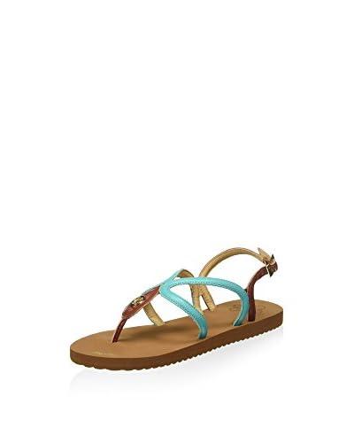 flip*flop Sandale Playa himmelblau