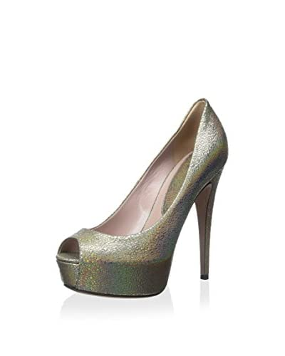 Gucci Women's Peep Toe Pump