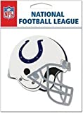 NFL TEAM HELMET 3D Stickers INDIANAPOLIS COLTS - DISCONTINUED ITEM - For Scrapbooking, Card Making & Craft Projects