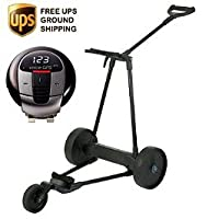 eMotion Motorized Electric Golf Pull/Push Caddy Carts