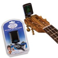 Lanikai CO-UT Clip-on Ukulele Electronic Tuner