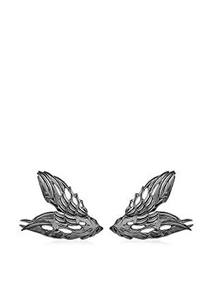 Yunus & Eliza Pendientes plata de ley 925 milésimas