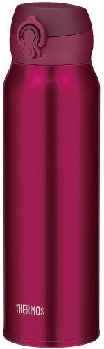 サーモス 水筒 真空断熱ケータイマグ 【ワンタッチオープンタイプ】 0.75L ルビーレッド JNL-751 RBR