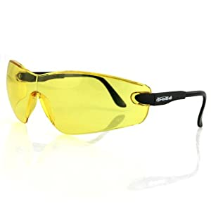 Bolle Viper Shooting Glasses, YELLOW Lens