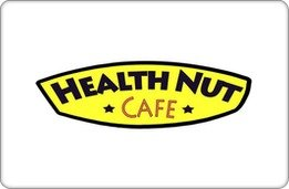 Health Nut Cafe Gift Card ($10)