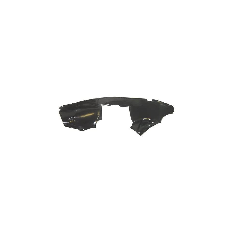OE Replacement Chrysler Town & Country/Dodge Caravan Front Driver Side Fender Inner Panel (Partslink Number CH1248113)