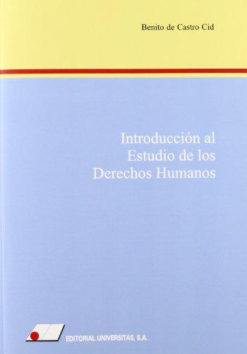 INTRODUCCION AL ESTUDIO DE LOS DERECHOS HUMANOS