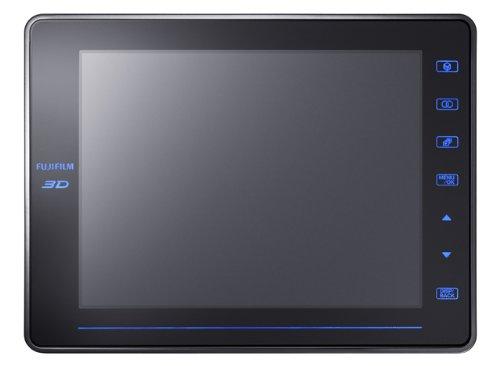 "FujiFilm FinePix REAL 3D V1 Viewer - 2D/3D 8"" LCD Display"