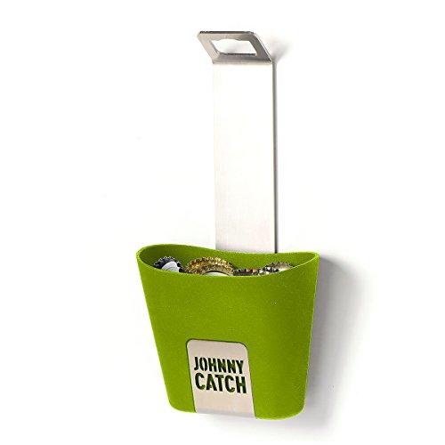 Johnny catch cup green flaschen ffner for Deko ideen geburtstagsparty 50