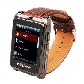 GSM Quadband Unlocked Watch Phone