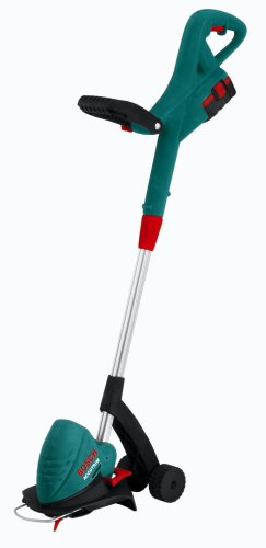 Bosch ART 26 Accu Cordless 18 Volt NiCD Telescopic Grass Trimmer (26 cm Cutting Diameter)