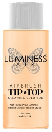 Luminess Air Makeup - Tip Top Airbrush Cleaning Solution - (2 oz / 60ml) - 1