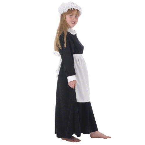 Elsie The Parlour Maid (Victorian/Edwardian) - Kids Costume 10 - 12 years