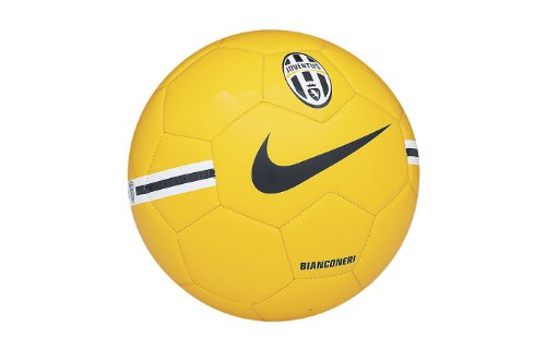 Nike Juventus Supporters Ball (Yellow) (5) at Amazon.com