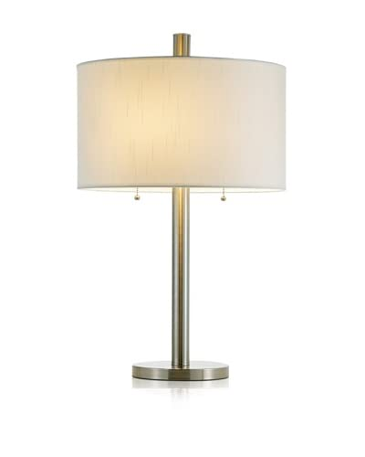 Adesso Boulevard 2-Light Table Lamp