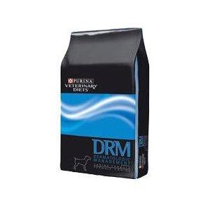 Purina Veterinary Diets DRM Dermatologic Management Dry Dog Food 18 lb bag