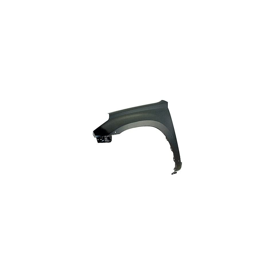 OE Replacement Toyota RAV4 Front Driver Side Fender Assembly (Partslink Number TO1240189)