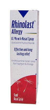 Rhinolast Allergy 0.1% Nasal Spray